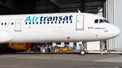 C-GEZX - Airbus A321-211 - Air Transat