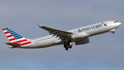N291AY - Airbus A330-243 - American Airlines