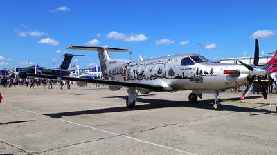 HB-FXR - Pilatus PC-12/47E - Pilatus Aircraft