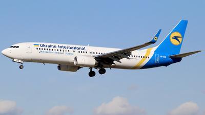 A picture of URUIB - Boeing 7378KV - [60175] - © Aditya Dwi Hardianto