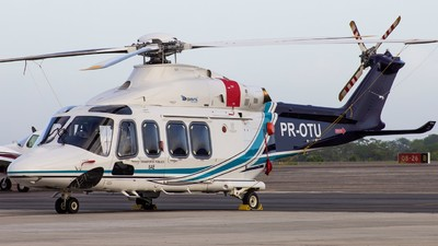 PR-OTU - Agusta-Westland AW-139 - Omni Táxi Aéreo