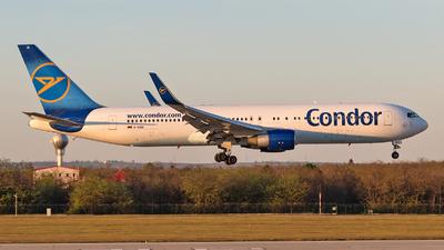 A picture of DABUI - Boeing 767330(ER) - Condor - © Adam Lako