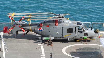 90-0702 - Agusta-Westland Super Lynx Mk.99 - South Korea - Navy
