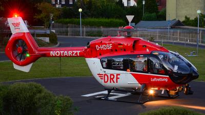 D-HDSF - Airbus Helicopters H145 - Deutsche Rettungsflugwacht (DRF)