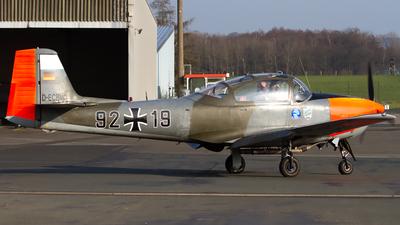 D-ECBW - Piaggio P-149D - Luftsportverein Geilenkirchen