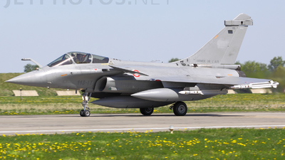 115 - Dassault Rafale C - France - Air Force