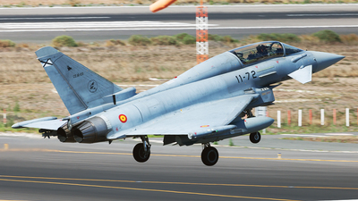 CE.16-03 - Eurofighter Typhoon EF2000(T) - Spain - Air Force