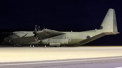 ZH879 - Lockheed Martin Hercules C.4 - United Kingdom - Royal Air Force (RAF)