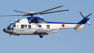 JG-1021 - Eurocopter EC 225LP Super Puma II+ - Japan - Ground Self Defence Force (JGSDF)