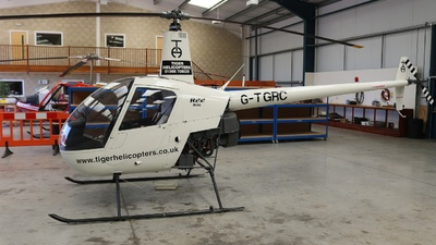G-TGRC - Robinson R22 Beta - Tiger Helicopters