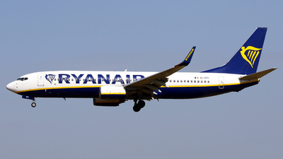 EI-DPG - Boeing 737-8AS - Ryanair