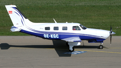 OE-KGC - Piper PA-46-350P Malibu Mirage - Private