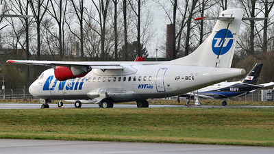 VP-BCA - ATR 42-300 - UTair Aviation