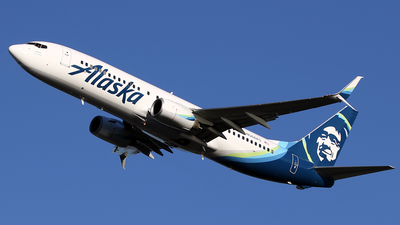 N568AS - Boeing 737-890 - Alaska Airlines