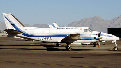 N62989 - Beech C99 Airliner - Ameriflight