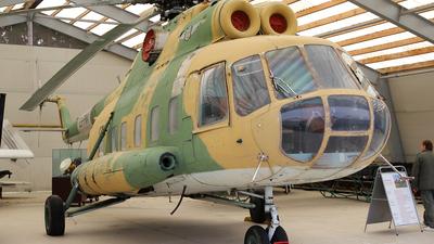 ES-PMA - Mil Mi-8S Hip - Estonia - Border Guard