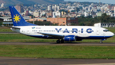 PP-VNY - Boeing 737-3K9 - Varig