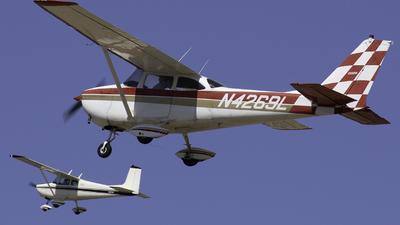 N4269L - Cessna 172G Skyhawk - Private