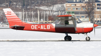OE-ALB - Reims-Cessna F150H - Private