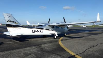 A picture of SPNXI - Tecnam P2006T - [189] - © spotter_marcin