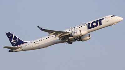 SP-LNL - Embraer 190-200IGW - LOT Polish Airlines