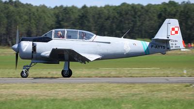 F-AYTS - PZL-Mielec TS-8 Bies - Private