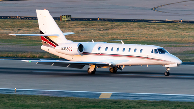 N338QS - Cessna 680 Citation Sovereign - NetJets Aviation