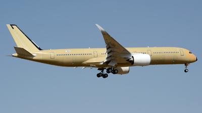 F-WZNN - Airbus A350-941 - Airbus Industrie
