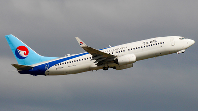 A picture of B207W - Boeing 7378LW - Hebei Airlines - © maidouuuu