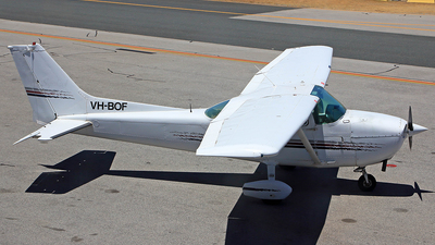 VH-BOF - Cessna 172P Skyhawk - Aero Club - Western Australia