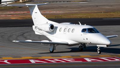 PT-LBL - Embraer 500 Phenom 100 - Power Helicópteros