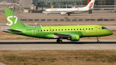 A picture of VQBYG - Embraer E170STD - S7 Airlines - © Liu Yonggang
