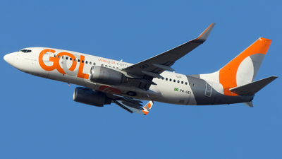 PR-GEJ - Boeing 737-76N - GOL Linhas Aéreas