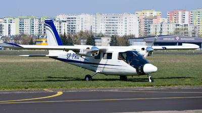 A picture of SPPRO - Vulcanair P68TC Observer - [] - © Eryk Strzala