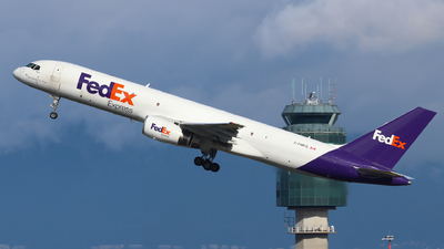 A picture of CFMFG - Boeing 7572B7(SF) - FedEx - © Luft Spotter