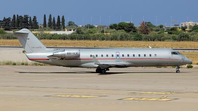 9H-ILV - Bombardier CL-600-2B19 Challenger 850 - VistaJet