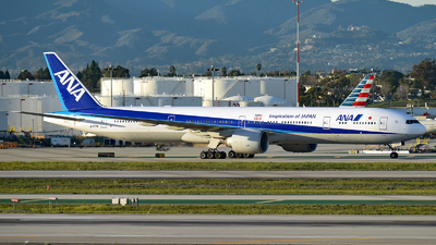 JA777A - Boeing 777-381ER - All Nippon Airways (ANA)