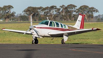 VH-KMT - Beechcraft A36 Bonanza - Private