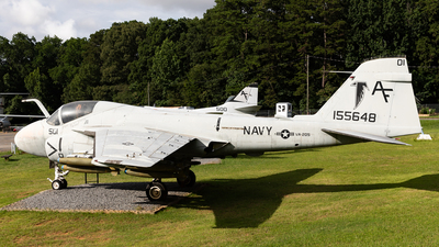 155648 - Grumman A-6E Intruder - United States - US Navy (USN)