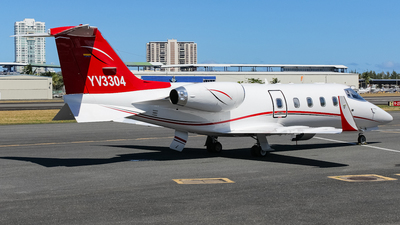 YV3304 - Bombardier Learjet 55 - Private