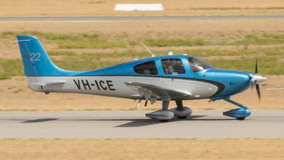 VH-ICE - Cirrus SR22-GTS - Private
