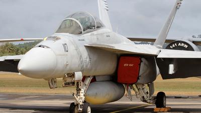166887 - Boeing F/A-18F Super Hornet - United States - US Navy (USN)