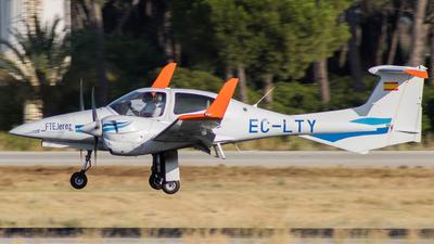 EC-LTY - Diamond DA-42 NG Twin Star - FTE Jerez