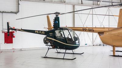 PR-FJO - Robinson R22 Beta II - Go Air Escola de Aviação Civil
