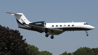 N450BG - Gulfstream G450 - Private