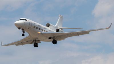 N119NE - Dassault Falcon 7X - Private