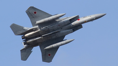 52-8957 - McDonnell Douglas F-15J Eagle - Japan - Air Self Defence Force (JASDF)