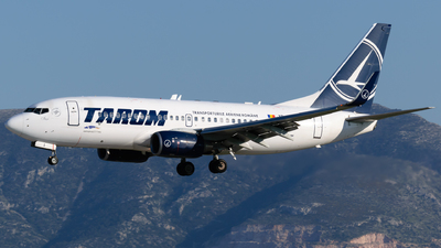 YR-BGI - Boeing 737-78J - Tarom - Romanian Air Transport