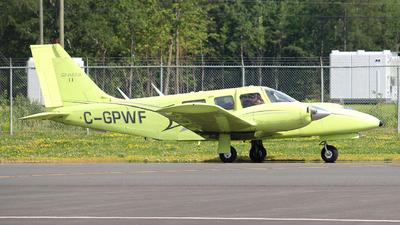 C-GPWF - Piper PA-34-200T Seneca II - Private