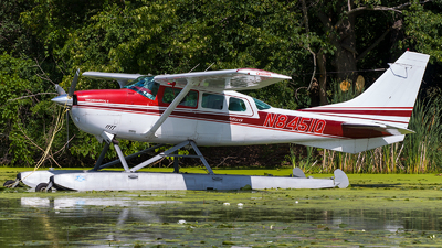 N8451Q - Cessna U206F Stationair - Private